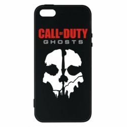 Чехол для iPhone5/5S/SE Call of Duty Ghosts - FatLine