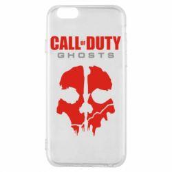 Чехол для iPhone 6/6S Call of Duty Ghosts - FatLine