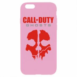 Чехол для iPhone 6 Plus/6S Plus Call of Duty Ghosts - FatLine