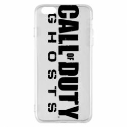 Чохол для iPhone 6 Plus/6S Plus Call of duty ghosts