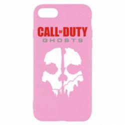 Чехол для iPhone 7 Call of Duty Ghosts - FatLine