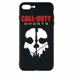 Чехол для iPhone 7 Plus Call of Duty Ghosts - FatLine