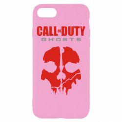 Чехол для iPhone 8 Call of Duty Ghosts - FatLine