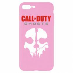 Чехол для iPhone 8 Plus Call of Duty Ghosts - FatLine
