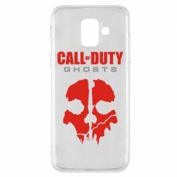 Чехол для Samsung A6 2018 Call of Duty Ghosts - FatLine