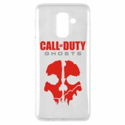 Чехол для Samsung A6+ 2018 Call of Duty Ghosts - FatLine