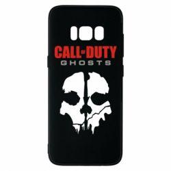 Чехол для Samsung S8 Call of Duty Ghosts - FatLine