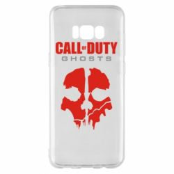 Чехол для Samsung S8+ Call of Duty Ghosts - FatLine