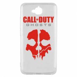 Чехол для Huawei Y6 Pro Call of Duty Ghosts - FatLine
