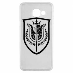 Чохол для Samsung A3 2016 Call of Duty logo with shield