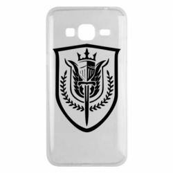 Чохол для Samsung J3 2016 Call of Duty logo with shield