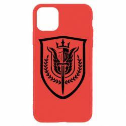 Чохол для iPhone 11 Call of Duty logo with shield