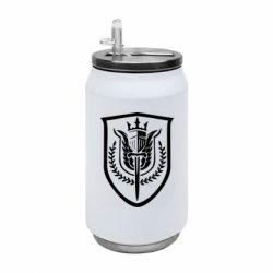 Термобанка 350ml Call of Duty logo with shield