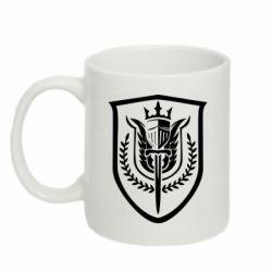 Кружка 320ml Call of Duty logo with shield