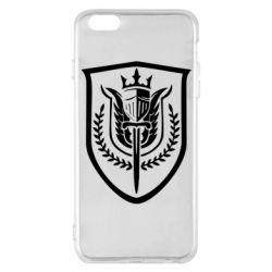 Чохол для iPhone 6 Plus/6S Plus Call of Duty logo with shield