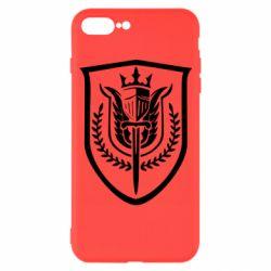Чохол для iPhone 7 Plus Call of Duty logo with shield
