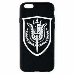 Чохол для iPhone 6 Call of Duty logo with shield