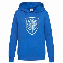 Толстовка жіноча Call of Duty logo with shield