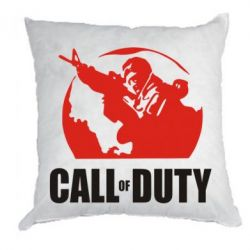 Подушка Call of Duty Logo - FatLine