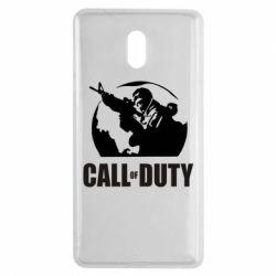 Чехол для Nokia 3 Call of Duty Logo - FatLine