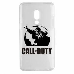 Чехол для Meizu 15 Plus Call of Duty Logo - FatLine