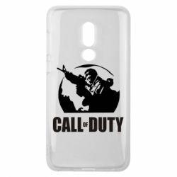 Чехол для Meizu V8 Call of Duty Logo - FatLine
