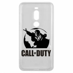 Чехол для Meizu V8 Pro Call of Duty Logo - FatLine