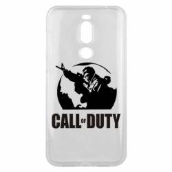 Чехол для Meizu X8 Call of Duty Logo - FatLine