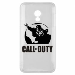 Чехол для Meizu 15 Lite Call of Duty Logo - FatLine