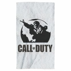 Рушник Call of Duty логотип