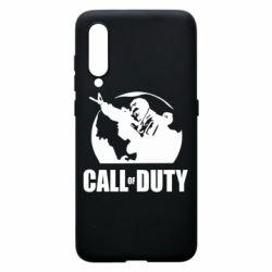 Чехол для Xiaomi Mi9 Call of Duty Logo