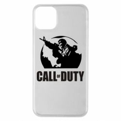 Чохол для iPhone 11 Pro Max Call of Duty логотип