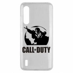 Чехол для Xiaomi Mi9 Lite Call of Duty Logo