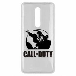 Чехол для Xiaomi Mi9T Call of Duty Logo