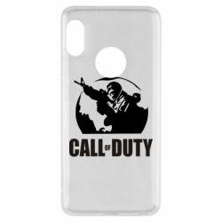 Чехол для Xiaomi Redmi Note 5 Call of Duty Logo