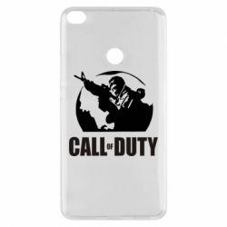 Чехол для Xiaomi Mi Max 2 Call of Duty Logo