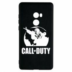 Чехол для Xiaomi Mi Mix 2 Call of Duty Logo