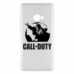 Чехол для Xiaomi Mi Note 2 Call of Duty Logo