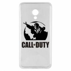 Чехол для Meizu M5 Call of Duty Logo - FatLine