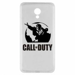 Чехол для Meizu M5 Note Call of Duty Logo - FatLine