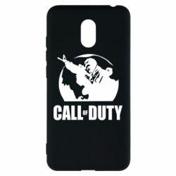 Чехол для Meizu M6 Call of Duty Logo - FatLine