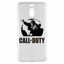 Чехол для Meizu M6 Note Call of Duty Logo - FatLine