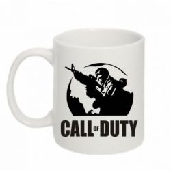 Кружка 320ml Call of Duty Logo - FatLine