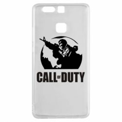 Чехол для Huawei P9 Call of Duty Logo - FatLine