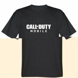 Мужская футболка Call of Duty Mobile