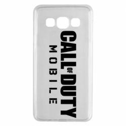 Чехол для Samsung A3 2015 Call of Duty Mobile