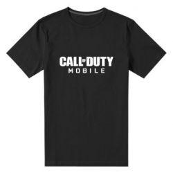 Мужская стрейчевая футболка Call of Duty Mobile