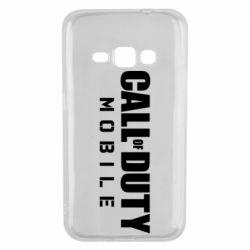 Чехол для Samsung J1 2016 Call of Duty Mobile
