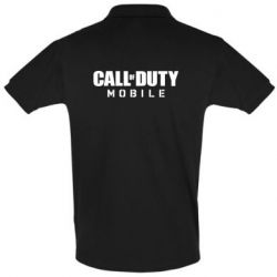 Мужская футболка поло Call of Duty Mobile