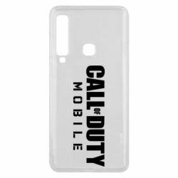 Чехол для Samsung A9 2018 Call of Duty Mobile